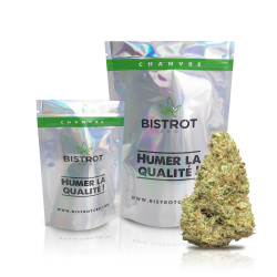 Strawberry CBD Outdoor 17.2% Bistrot CBD - 1