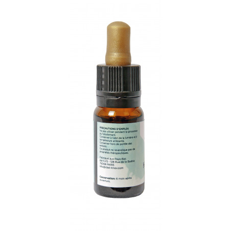 Vial of 10 ML of 20% full spectrum CBD oil   2000 Mg of Cannabidiol CBD INNOV - 2