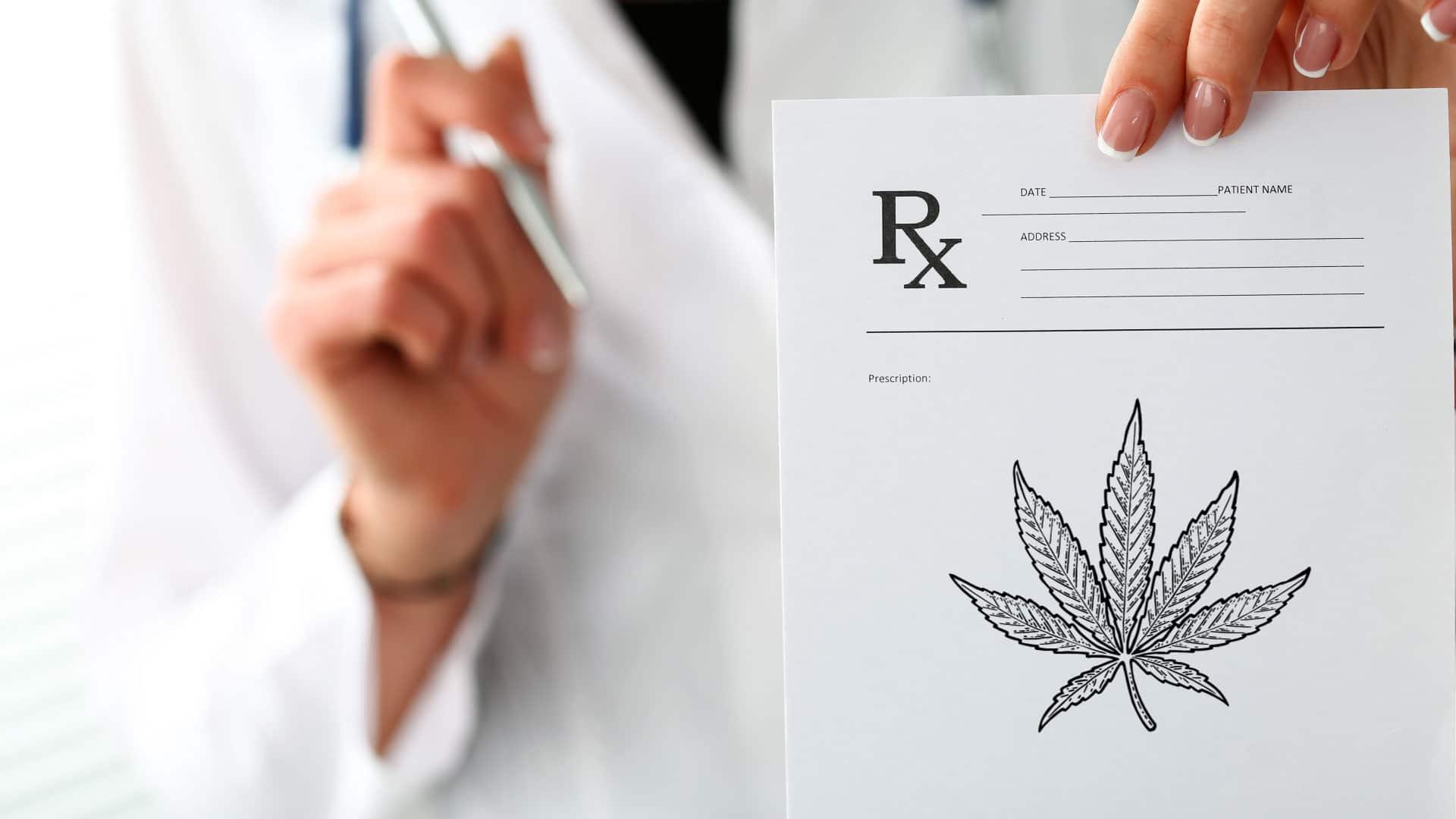 Qui peut prescrire du CBD