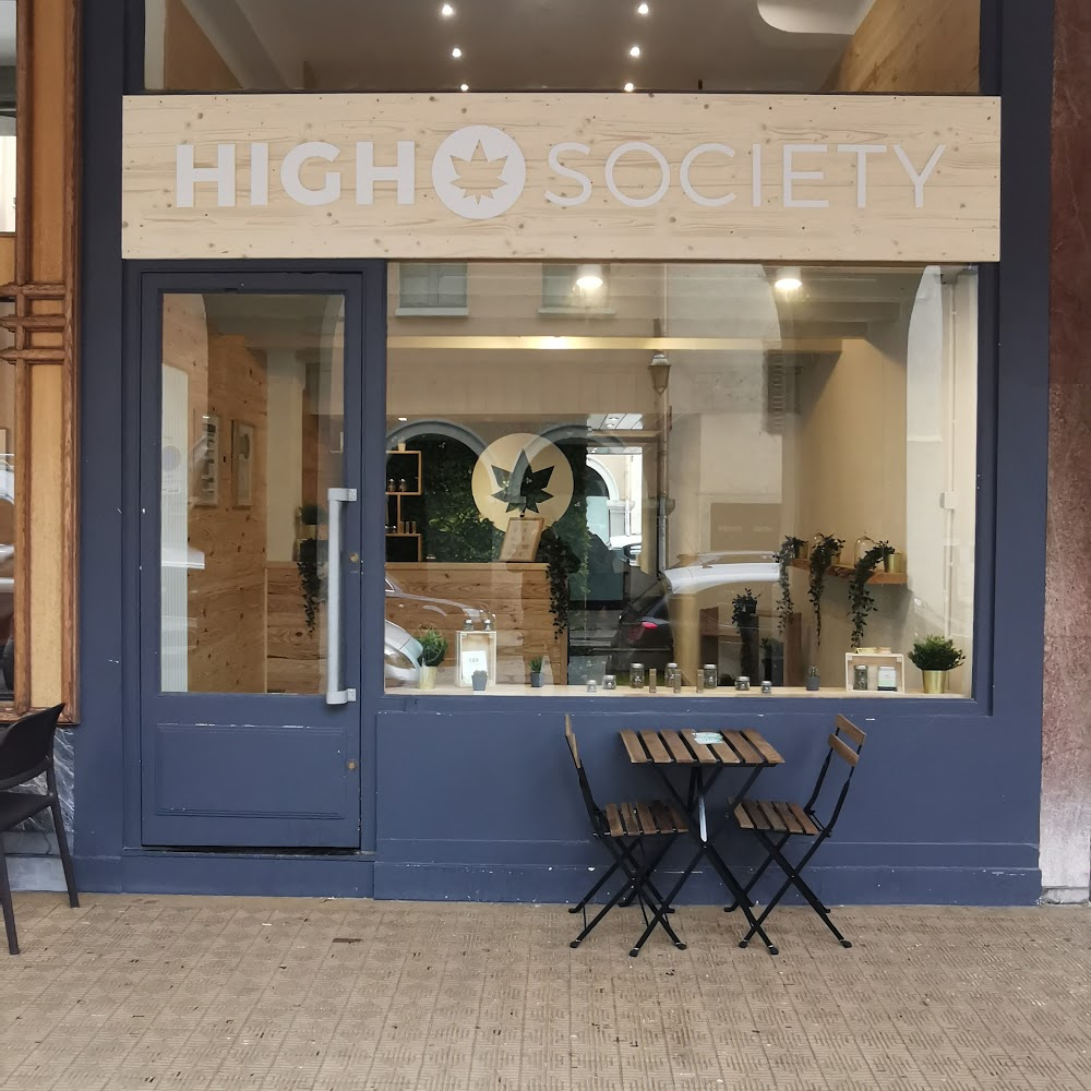 High Society CBD Annecy