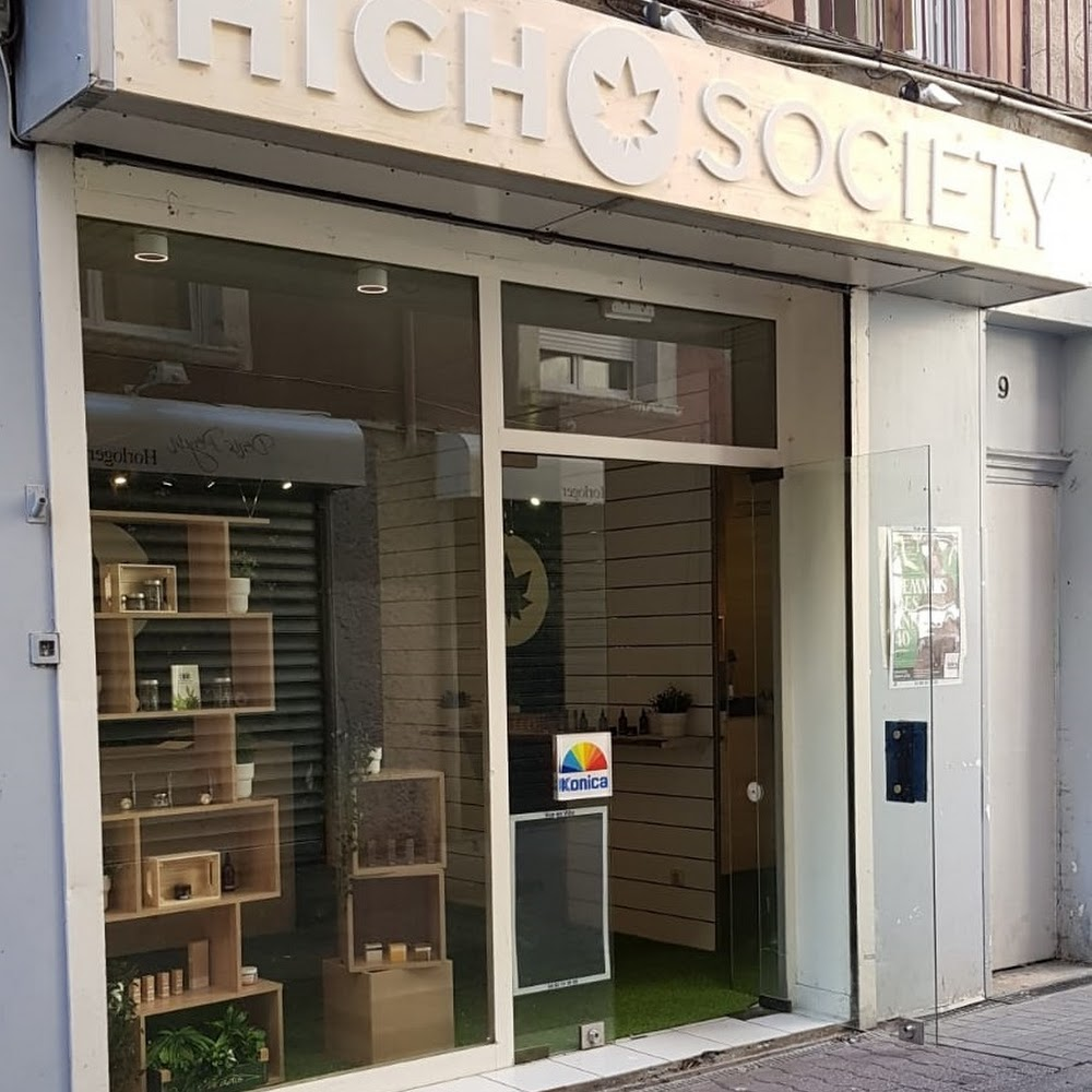 High Society CBD Grenoble