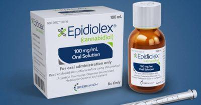 Epidiolex cannabidiol oral solution